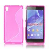 Silicone S-Line Sony Xperia Z2 pink