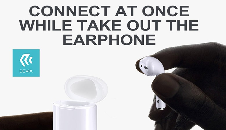 Devia BT 5.0 Mono Wireless
